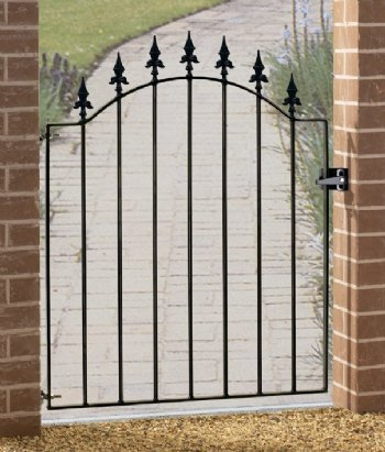 Metal Fencing, Gates and Arches | Weavo fencing products ltd