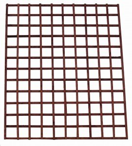 Weavo Large Square Trellis panel