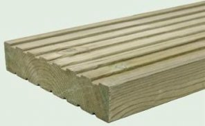 Tanalised square posts weavo fencing products ltd for Tanalised decking boards