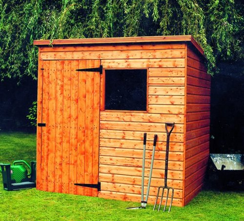 Bewdley Pent Shed