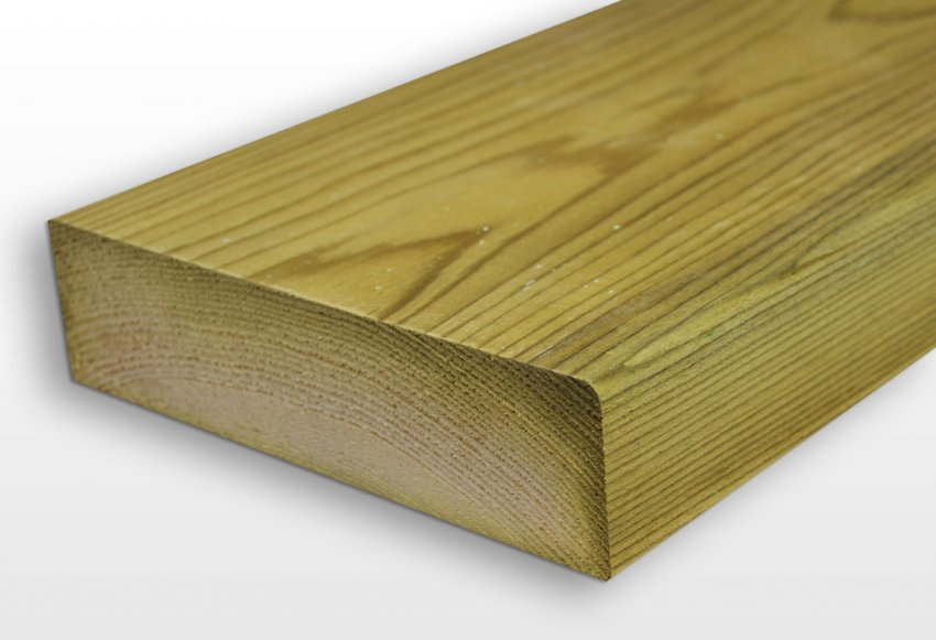 Tanalised c16 kiln dried timber weavo fencing products ltd for Tanalised timber decking