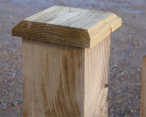 Timber Post Cap